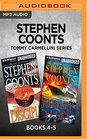 Stephen Coonts Tommy Carmellini Series Books 4-5 The Disciple  Pirate Alley