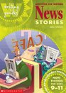 Activities for Writing News Stories - 9-11