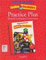 Spelling And Vocabulary 6 Practice Plus