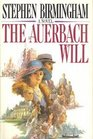 The Auerbach Will