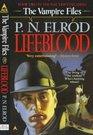 Lifeblood (Vampire Files, Bk 2)