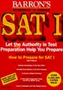 How to Prepare for Sat I (Barron's How to Prepare for the SAT)