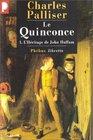 Le Quinconce tome 1  L'Hritage de John Huffman