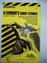Cliff Notes Flannery O'Connor's Short Stories
