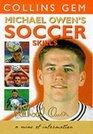 Michael Owen Soccer Skills