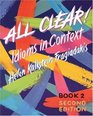 All Clear!: Idioms in Context