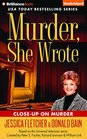 Murder She Wrote Close-Up on Murder
