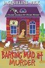 Barking Mad at Murder (Frankie Chandler Pet Psychic, Bk 1)