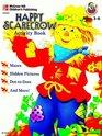 Happy Scarecrow Activity Book