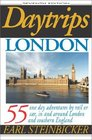 Daytrips London 7th Edition  55 One Day Adventures by Rail or Car In and Around London and Southern England