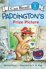 Paddington\'s Prize Picture (I Can Read Level 1)