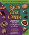 Kids Can Cook: Vegetarian Recipes