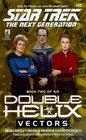 Vectors : Double Helix #2 (Star Trek: The Next Generation)
