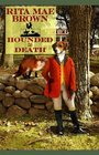 Hounded to Death (Jane Arnold, Bk 7) (Large Print)