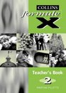 Formule X Teachers Book Level 2