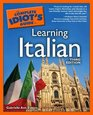 Complete Idiot's Guide to Learning Italian 3E