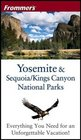 Frommer's Yosemite  Sequoia/Kings Canyon National Parks