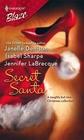Secret Santa: He'd Better Watch Out! / The Nights Before Christmas / Mistletoe Madness (Harlequin Blaze, No 292)