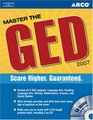 Master the GED 2007 w/CD-ROM