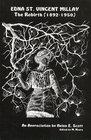 Edna St. Vincent Millay: The Rebirth (1892-1950)