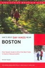 AMC's Best Day Hikes Near Boston Four-Season Guide to 50 of the Best Trails in Eastern Massachusetts
