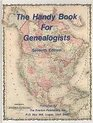 The Handy Book For Genealogists 7th. ed.