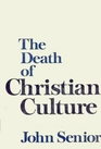 The death of Christian culture