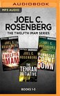 Joel C Rosenberg The Twelfth Imam Series Books 1-3 The Twelfth Imam  The Tehran Initiative  Damascus Countdown