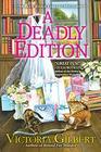 A Deadly Edition (Blue Ridge Library, Bk 5)