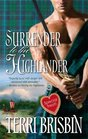 Surrender to the Highlander (MacLerie, Bk 2) (Harlequin Historicals, No 886)