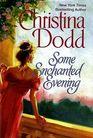 Some Enchanted Evening (Lost Princess, Bk 1) (Large Print)