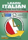 Learn Italian the Fast and Fun Way with MP3 CD