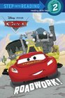 Roadwork! (Disney Pixar Cars) (Step into Reading)