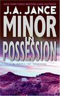 Minor in Possession (J. P. Beaumont, Bk 8)