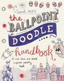 The Ballpoint Doodle Handbook, a Red, Blue, & Black Inspired Activity Book