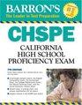 Barron's CHSPE California High School Proficiency Exam