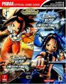 Shaman King Legacy of Spirits Soaring Hawk and Sprinting Wolf  Prima Official Game Guide
