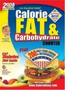 CalorieKing Calorie, Fat & Carbohydrate Counter (Calorie King)