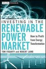 Investing in the Renewable Power Market How to Profit from Energy Transformation