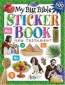 My Big Bible Sticker Book New Testament