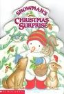 Snowman's Christmas Surprise