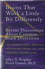 Brains That Work A Little Bit Differently Recent Discoveries About Common Brain Diversities