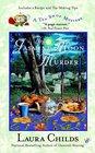 The Jasmine Moon Murder (Tea Shop, Bk 5)