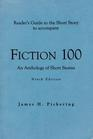 Readers Guide to the Short Story to accompany Fiction 100 An Anthology of Short Stories Ninth Edition