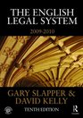 The English Legal System 2009-2010