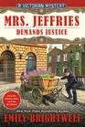 Mrs. Jeffries Demands Justice (Mrs. Jeffries, Bk 39)