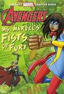Avengers Ms Marvel's Fists of Fury A Mighty Marvel Chapter Book