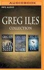 Greg Iles  Collection Dead Sleep Sleep No More True Evil