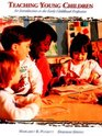 Teaching Young Children Intro to Early Childhood Profession