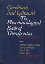 Goodman and Gilman's The pharmacological basis of therapeutics